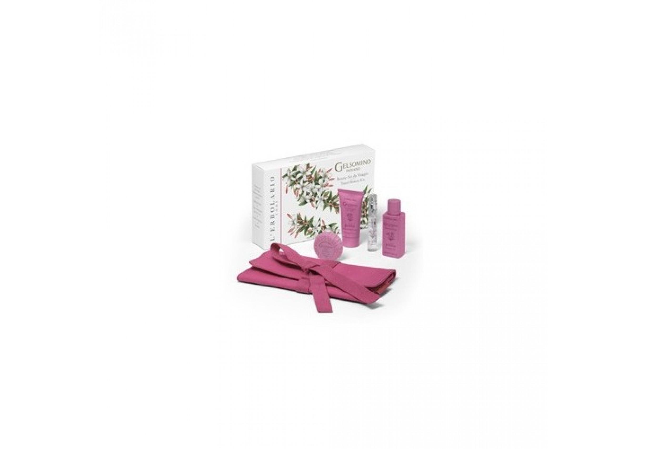 Indian Jasmine - travel kit