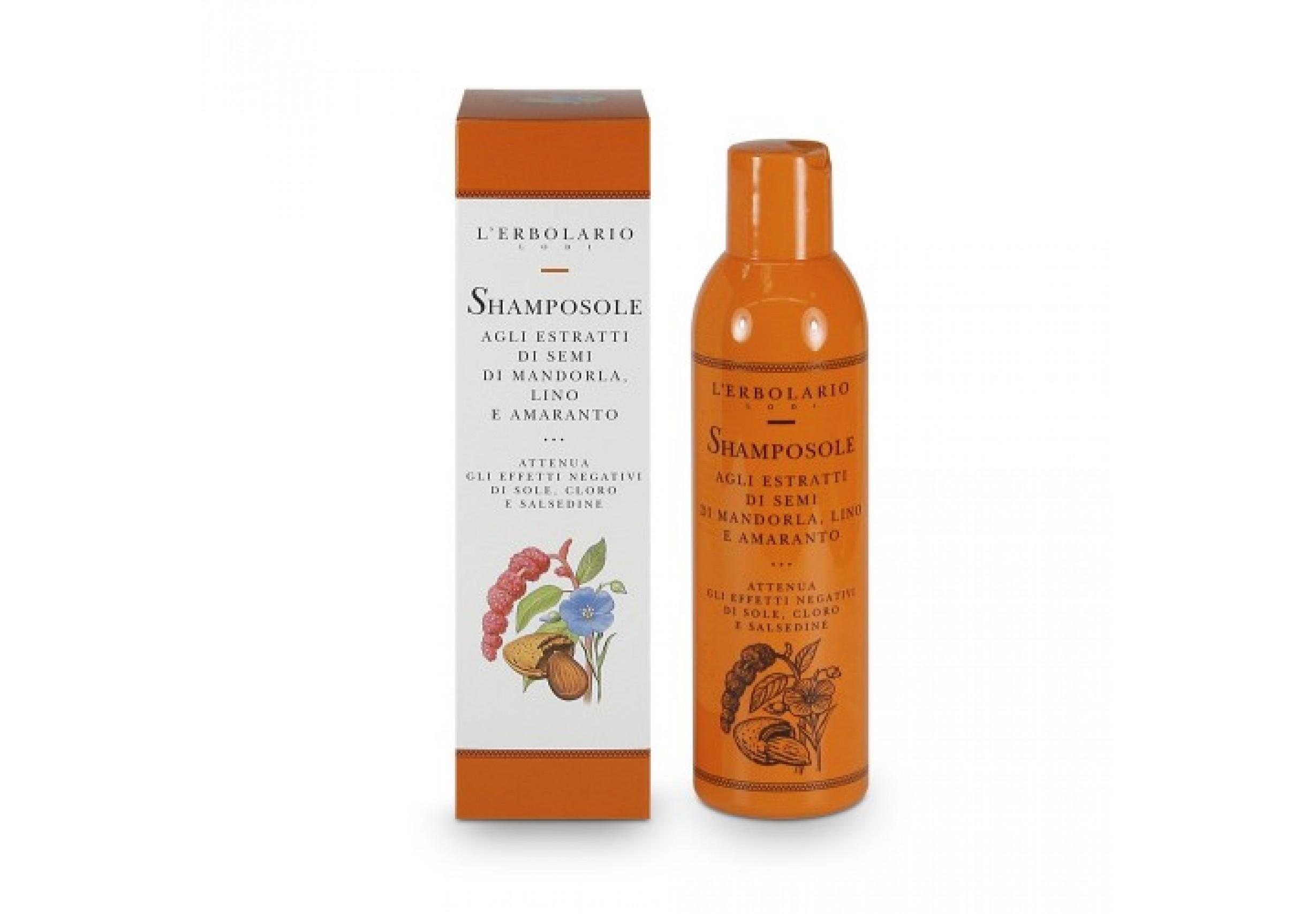 After-sun shampoo