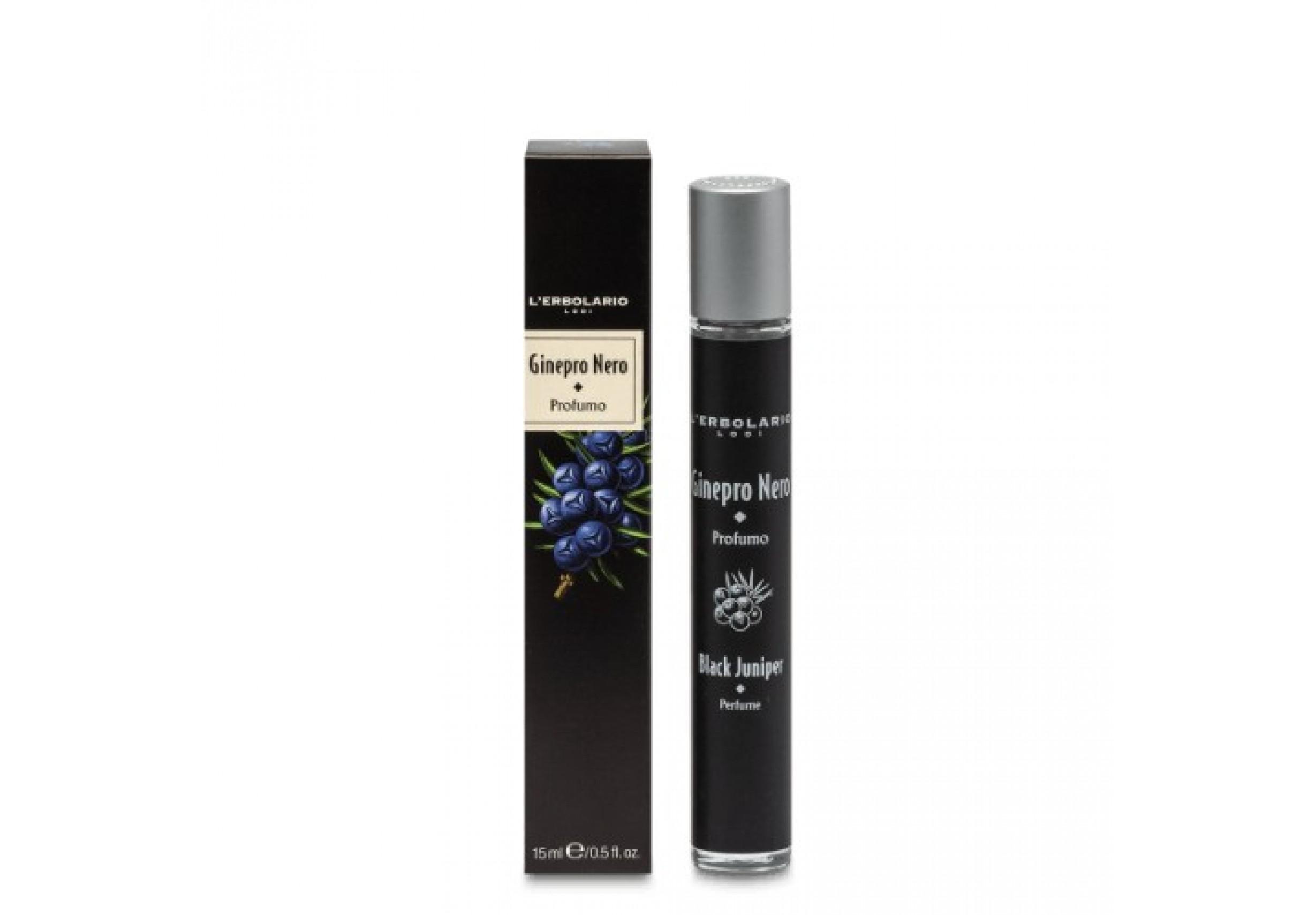 Black juniper - mini perfume for men