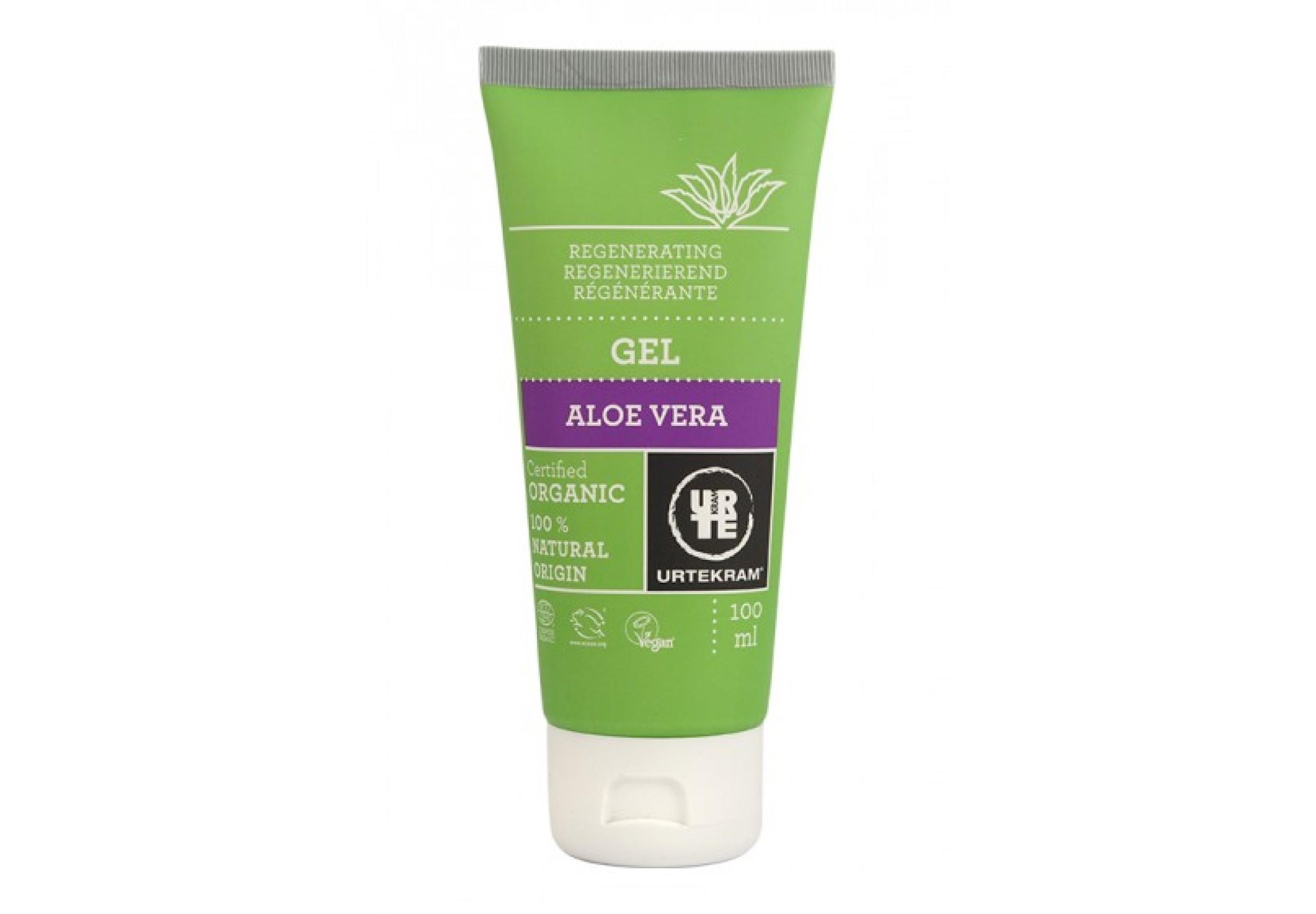 Organic Aloe Vera Gel – 100ml