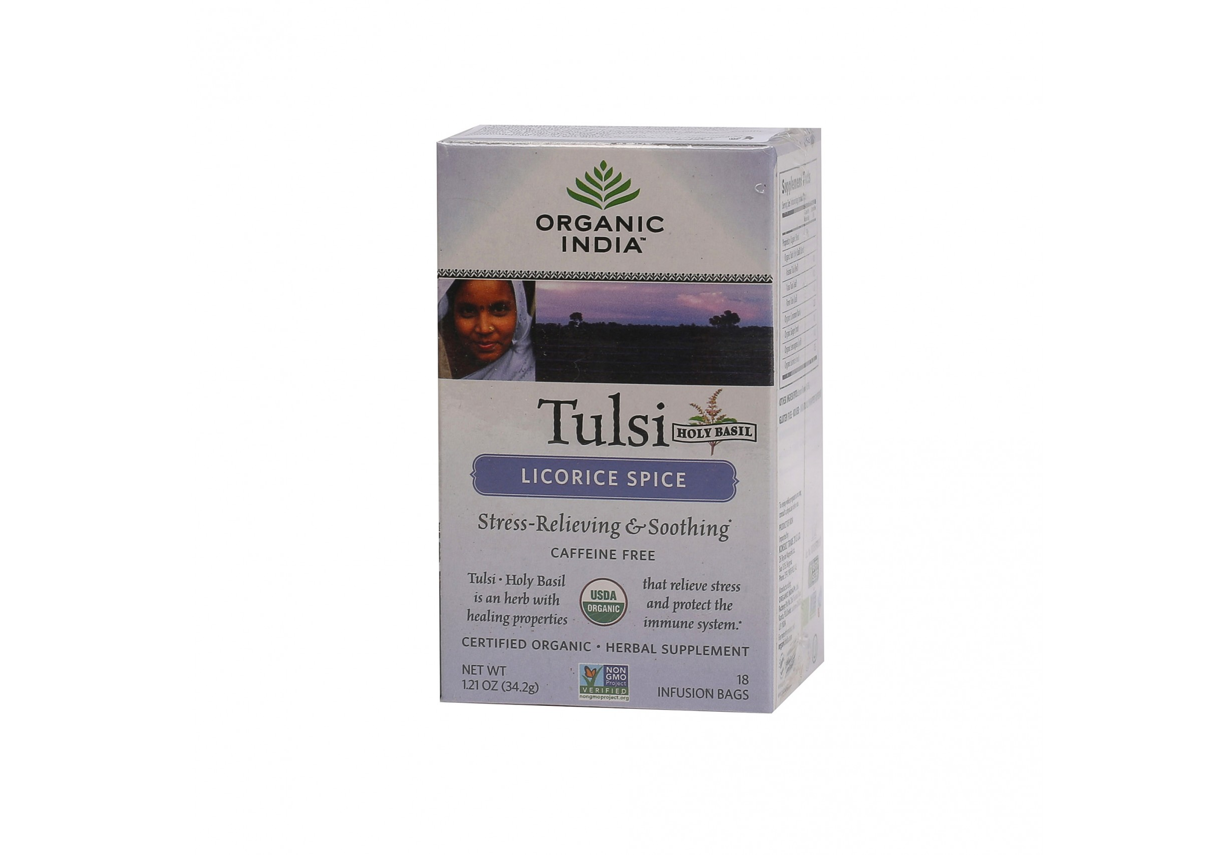 Tulsi Tea (Licorice spice)