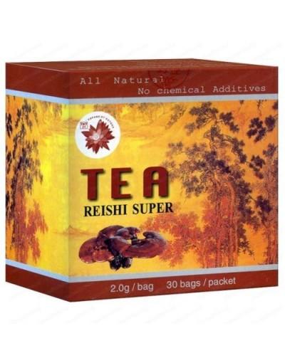 Tea with mushroom Reishi