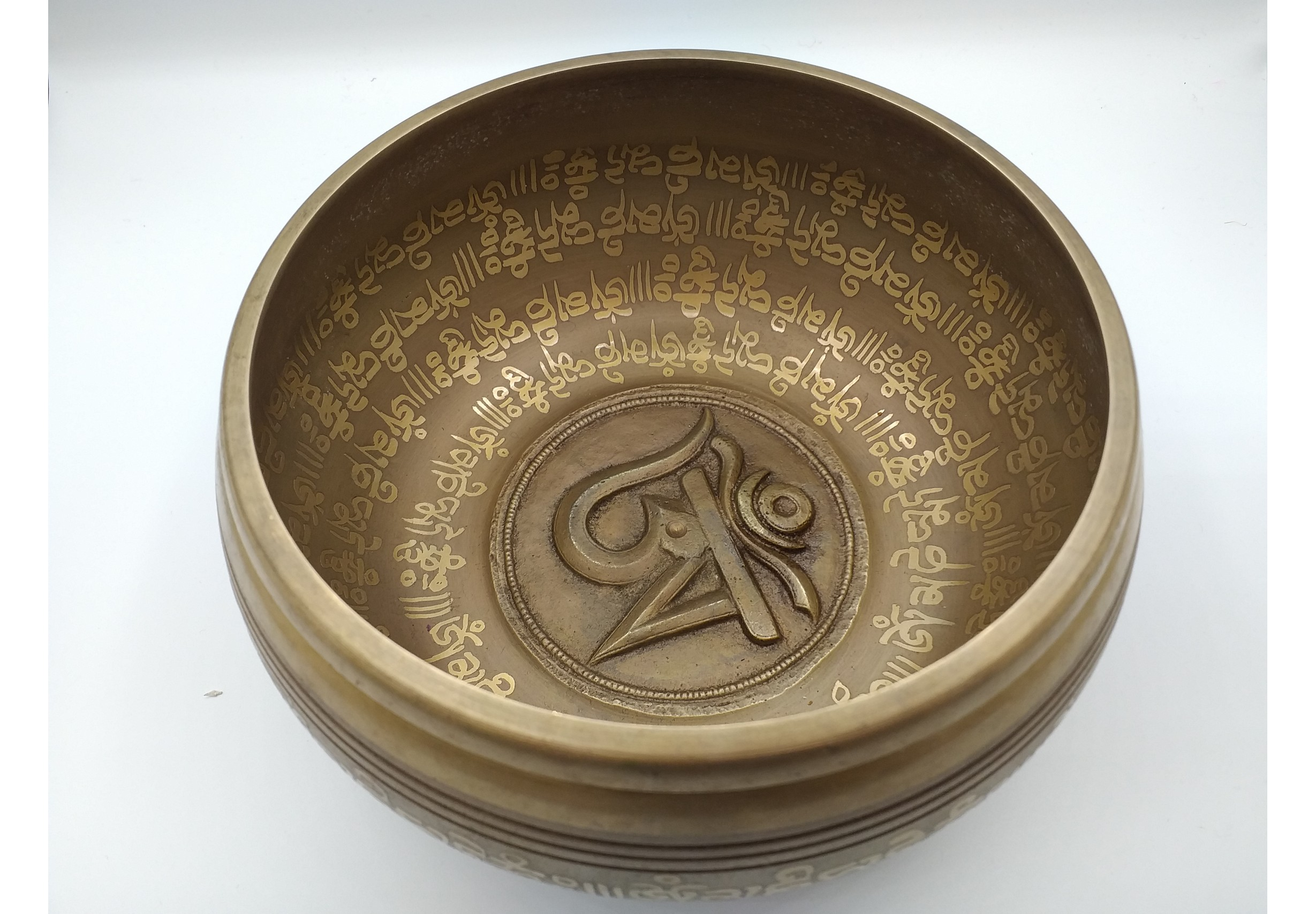 "Тибетска ""пееща"" купа 15,5 см"