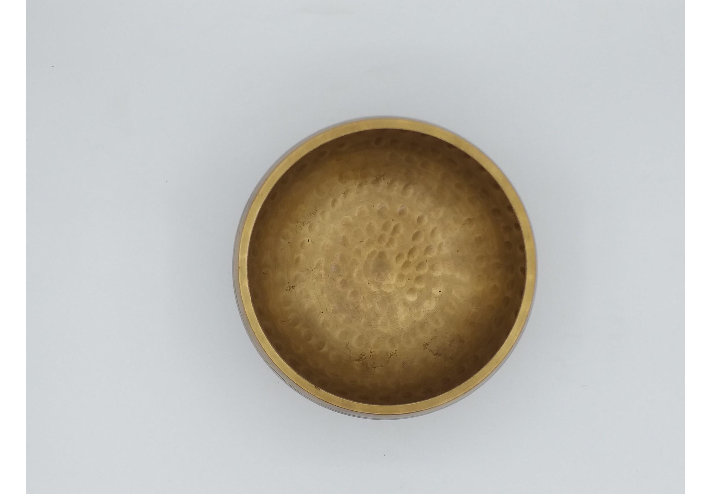 Tibetan singing bowl 4.3 inches