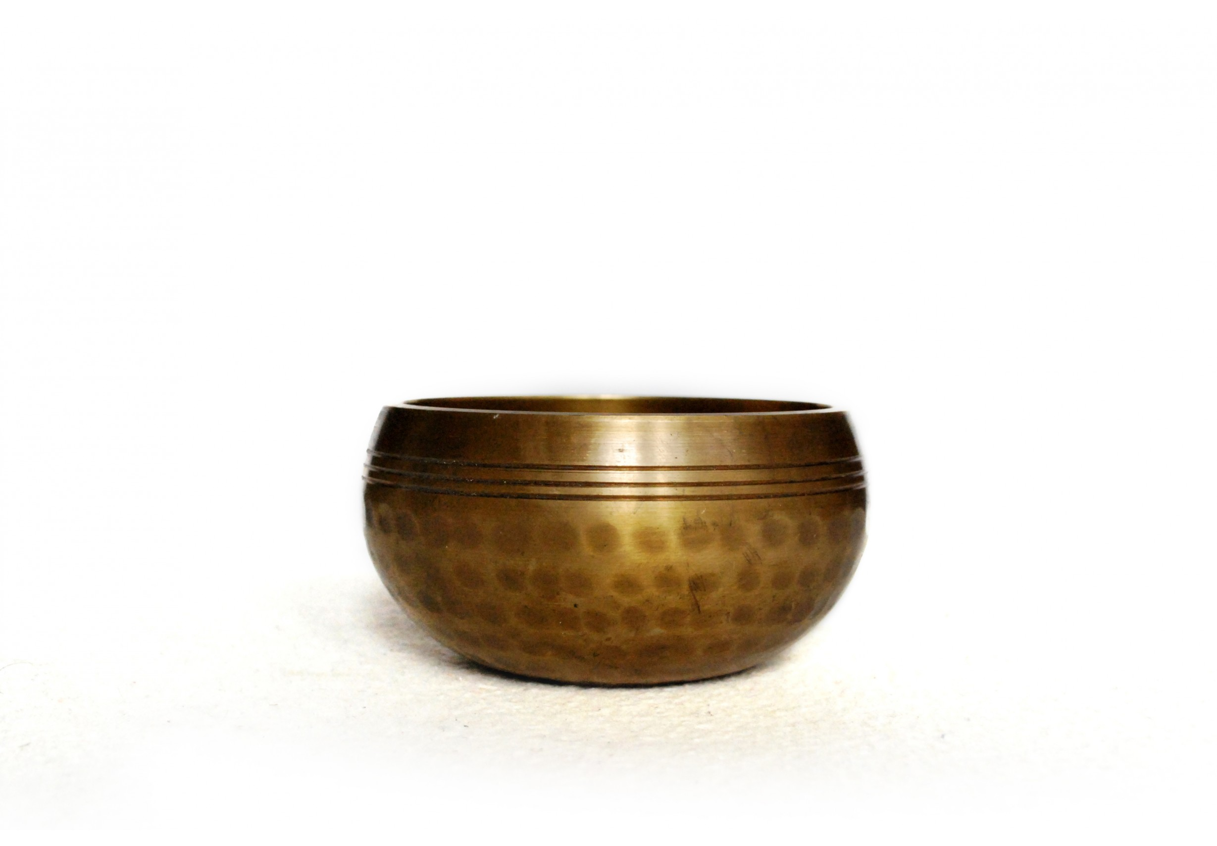 Tibetan singing bowl - 3.7 inches
