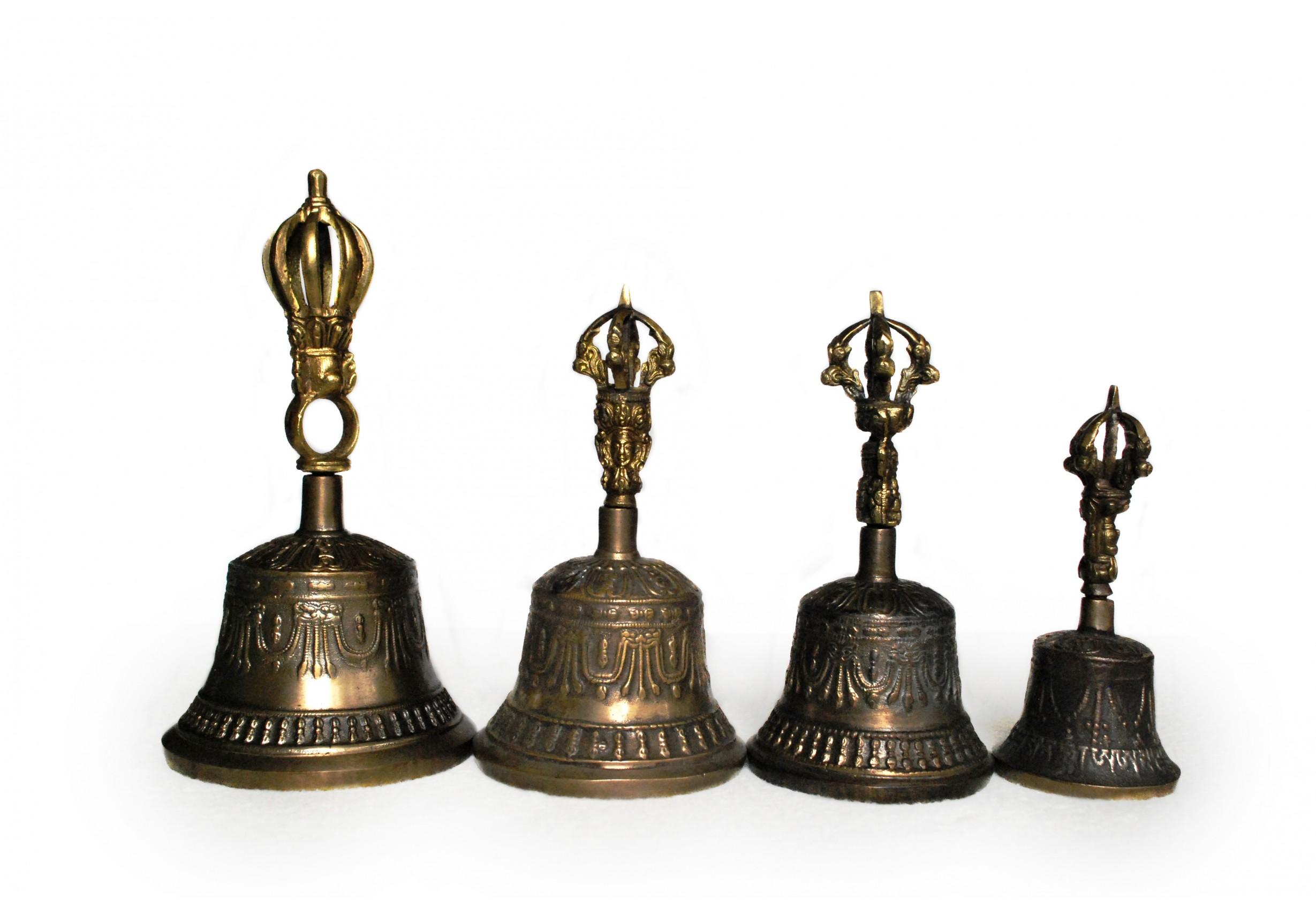 Tibetan bell - 14 cm