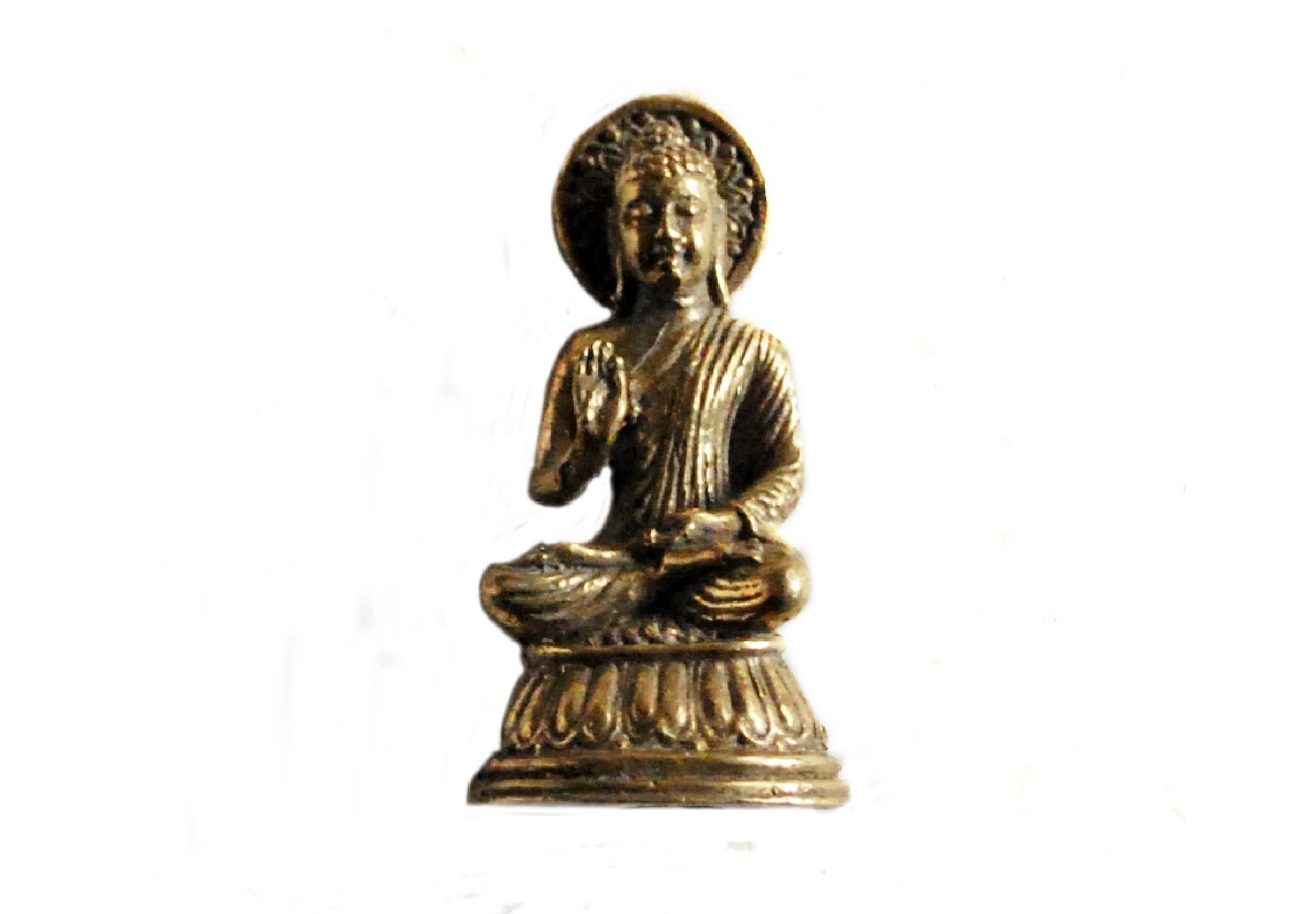 Buddha Statuette (Murti) - 3.2 cm